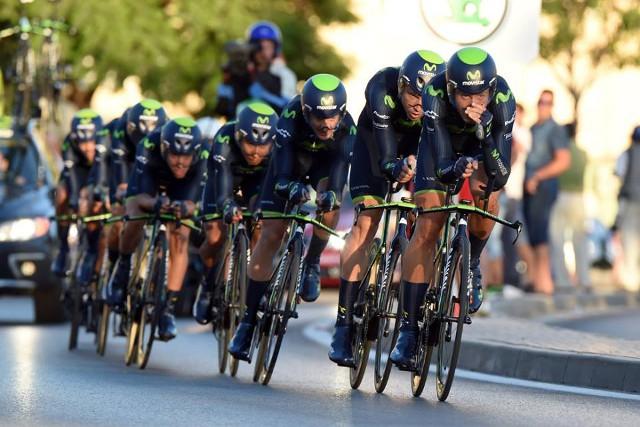 Movistar estrena la Vuelta a España con victoria