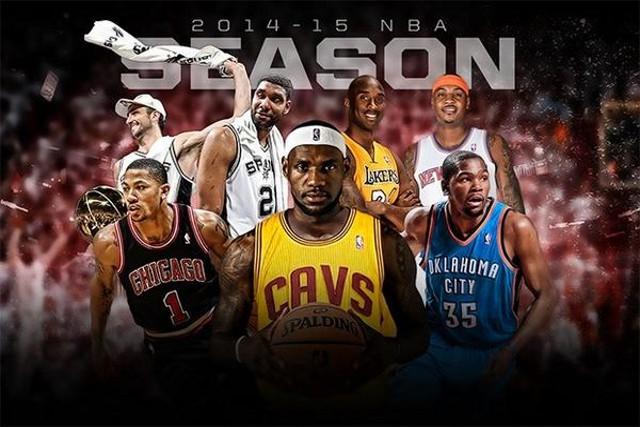 NBA Season 2014-2015