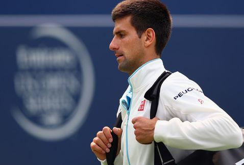 Novak-Djokovic cae ante Tsonga en Toronto