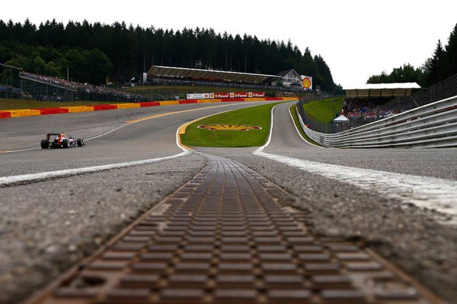Red Bull Eau Rouge