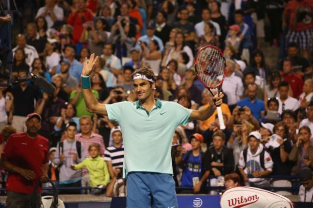 Roger Federer Canada