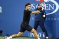 US Open 2014: Federer, Ferrer, Gasquet, García-López y Bautista a segunda ronda