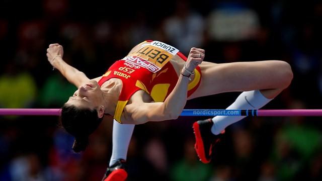 Ruth Beitia repite como campeona de Europa de salto de altura