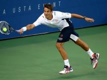 US Open 2014: Djokovic, Murray, Raonic y Robredo avanzan, cae Verdasco