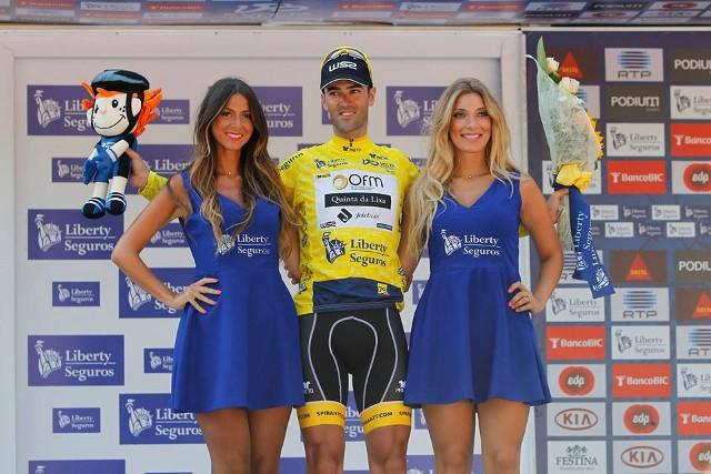 Veloso ganó la general de la Volta a Portugal 2014