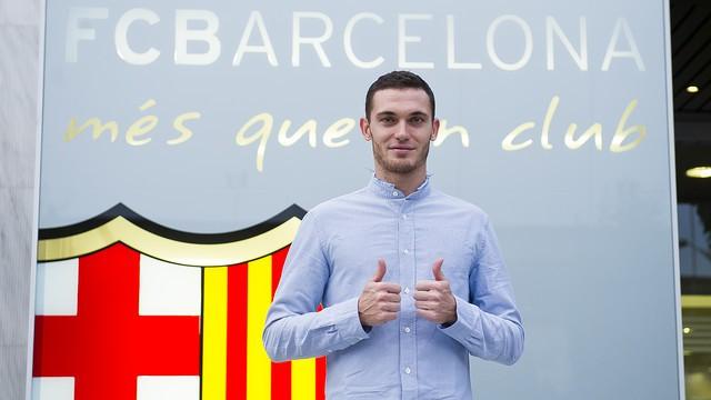 Vermaelen jugará en el Barcelona