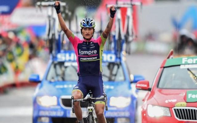 Winner Anacona consigue un gran triunfo en Valdelinares