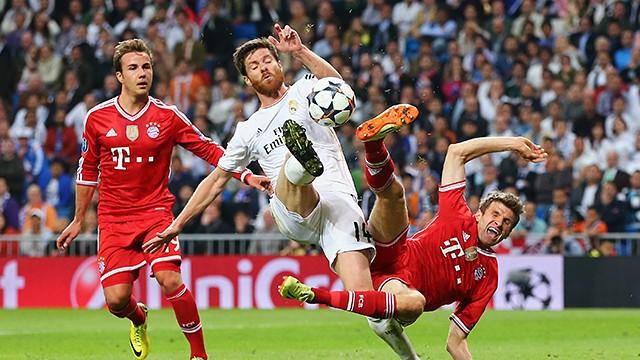 Xabi Alonso ficha por el Bayern Munich