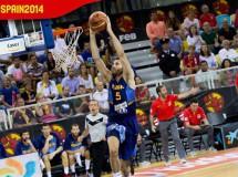 Gira Mundobasket 2014: España sufre pero barre a Croacia en el último cuarto
