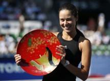 Ana Ivanovic y Monica Nicolescu ganan los WTA de Tokio y Guangzhou