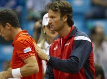 Copa Davis 2015: España debutará ante Rusia o Dinamarca sin Carlos Moyá como capitán