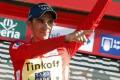 Vuelta a España 2014: Alberto Contador lidera ahora la carrera