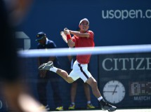 US Open 2014: Nishikori elimina a Djokovic y espera en la final a Federer o Cilic