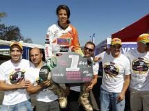 Laia Sanz alcanza los 16 títulos con su tercer Mundial de Enduro