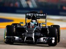 GP de Singapur 2014 de Fórmula 1: Hamilton logra la pole, Alonso saldrá 5º