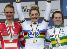 Mundial de ciclismo 2014: Macey Stewart y Campbell Flakemore, dos oros para Australia