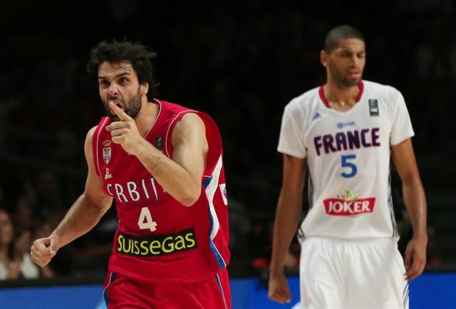 Mundobasket España 2014: EEUU y Serbia jugarán la final, Lituania y Francia pelearán por el bronce