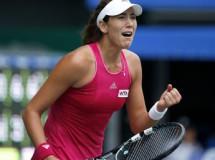 WTA Tokyo 2014: Muguruza a semifinales, Carla Suárez eliminada; WTA Guangzhou 2014: Cornet y Niculescu finalistas