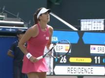 WTA Tokyo 2014: Muguruza y Suárez Navarro a cuartos; WTA Guangzhou 2014: Torró eliminada