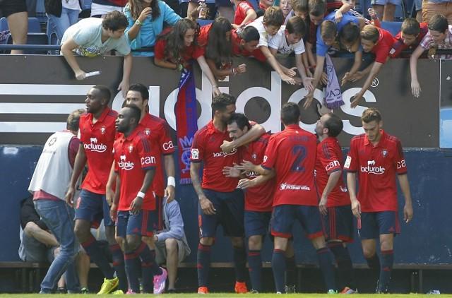 Osasuna protagonizó el partido más loco de la Jornada