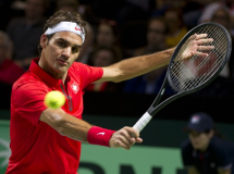 Copa Davis 2014: Suiza y Francia dan un gran paso hacia la final