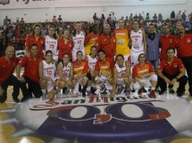 Las 12 jugadoras que defenderán a España en el Mundobasket femenino Turquía 2014