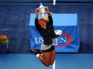 Novak Djokovic y Serena Williams, mejores tenistas del año para la ITF