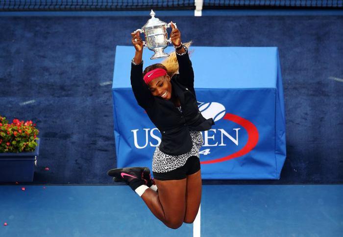 Serena Williams gano el US Open
