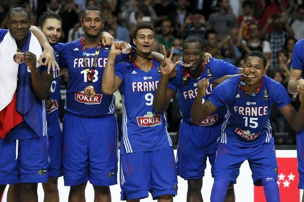 Mundobasket España 2014: Francia consigue su primera medalla mundialista