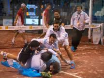 Argentina derrota a España y se proclama Campeona del Mundo de Pádel por equipos en categoría masculina