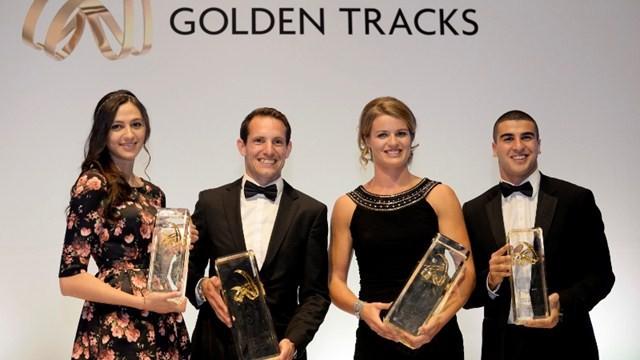 Los mejores atletas europeos del año 2014