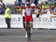 Milán – Turín 2014: Giampolo Caruso consigue la victoria