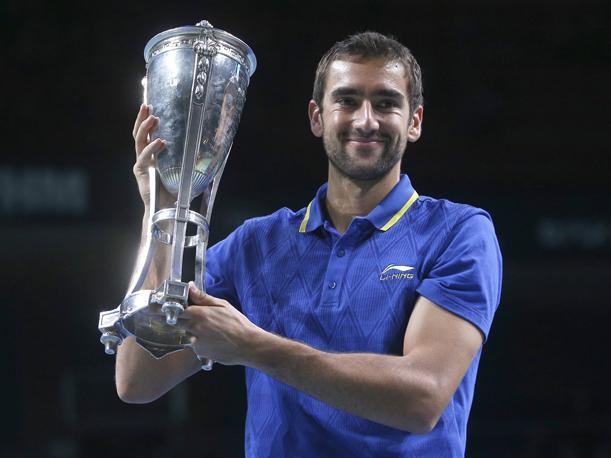 Cilic campeón en Moscu tras ganarle a Roberto Bautista