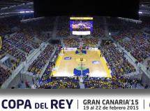 Abierta la venta de abonos para la Copa del Rey de baloncesto de Gran Canaria 2015