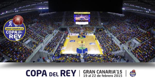 Copa del Rey Baloncesto - Gran Canaria 2015