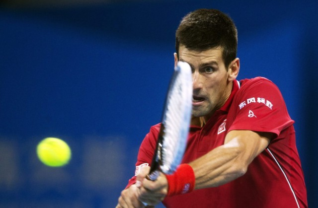 Djokovic a cuartos de final en Beijing
