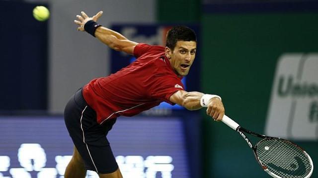Djokovic aparta de semifinales a Ferrer en Shanghai