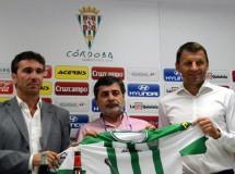 Djukic es el nuevo entrenador del Córdoba tras la destitución de Ferrer