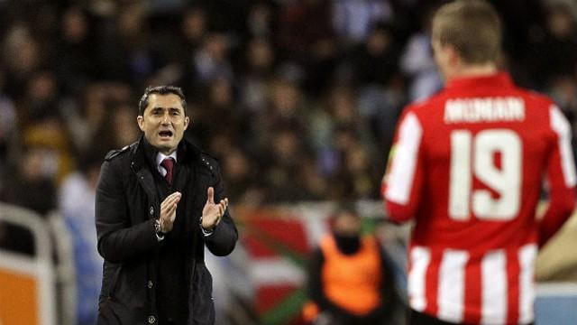 Valverde fue elegido como mejor entrenador de la temporada