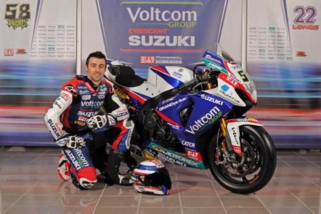 Laverty se estrenará como piloto de MotoGP en 2015