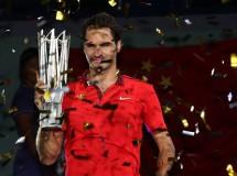 Masters de Shanghai 2014: Federer derrota a Simon y es el campeón