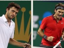 Masters de Shanghai 2014: Federer derrota a Djokovic y definirá título con Simon que derrotó a López