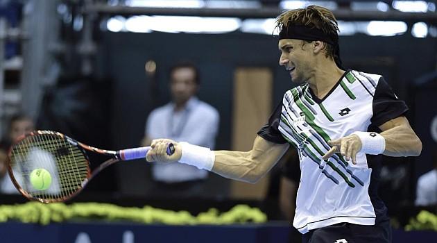 Ferrer arrolla a Verdasco y es cuartofinalista en Paris