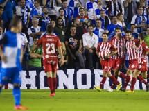 Liga Española 2014-2015 2ª División: resultados y clasificación de la Jornada 9