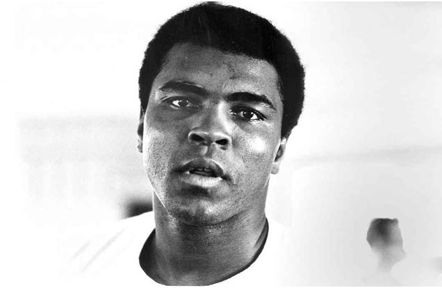 Patrocinado: 'Muhammad Ali: el hombre detrás de la leyenda'