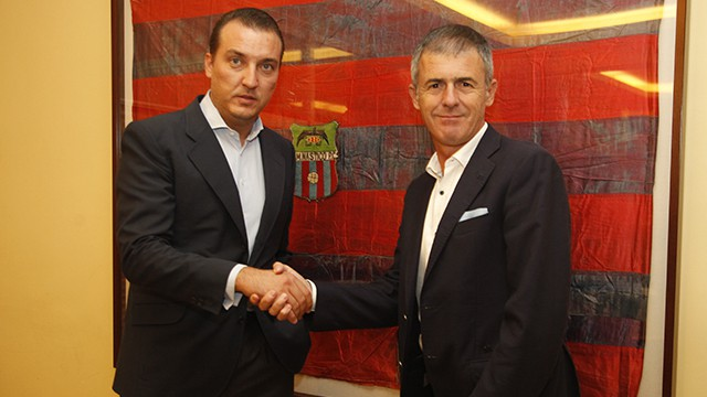 Alcaraz es el nuevo entrenador del Levante