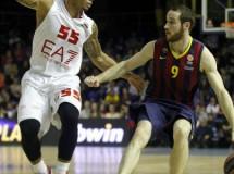 Euroliga 2014-2015: Resumen de la segunda jornada con victoria del Barcelona y derrota de Valencia Basket (jueves)