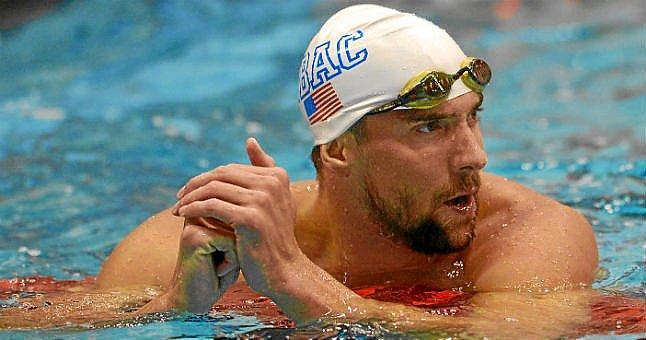 Phelps se perderá el Mundial de 2015 por conducta inadecuada