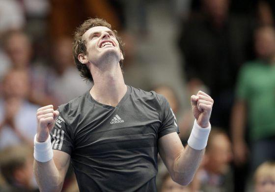 Murray derrota a Ferrer y es el campeón de Viena