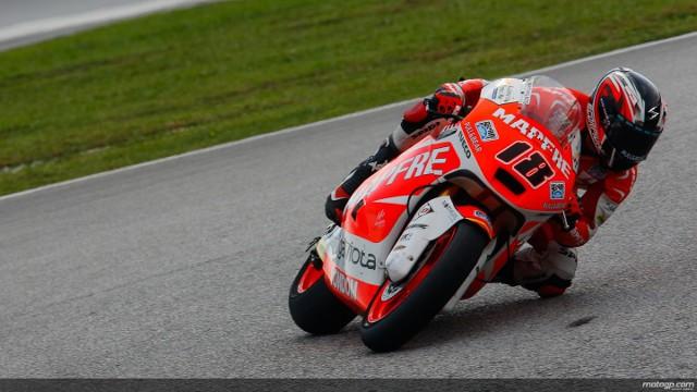 GP de Aragón de motociclismo 2013: Rins, Terol y Márquez ganan en Motorland